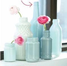 Upcycle Glass Jars