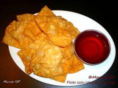 Chifa Peruano  Wantan frito