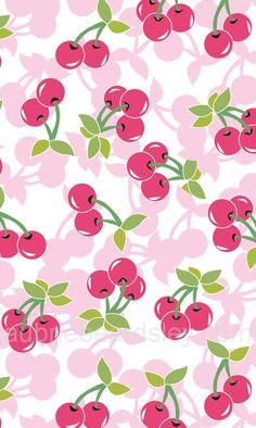 Cherries/Pink