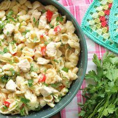300 Calorie Lunches, Easy Quiche, Quiche Lorraine, 300 Calories, Pasta Salad, Potato Salad, Cravings, Recipies, Chicken