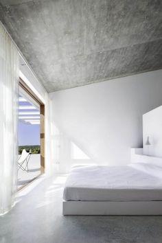 Can Manuel d'en Corda / Marià Castelló - Daniel Redolat. Tranquil bedroom.