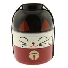 #8: Kotobuki Lucky Cat Bento Set