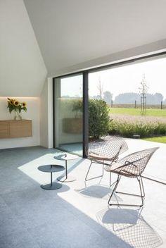 Modern belgian architecture