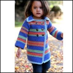 Pattern here: http://www.youcanmakethis.com/products/new-crochet-and-knitting/Pea-Coat-Sweater-Crochet-2-8yrs.htm
