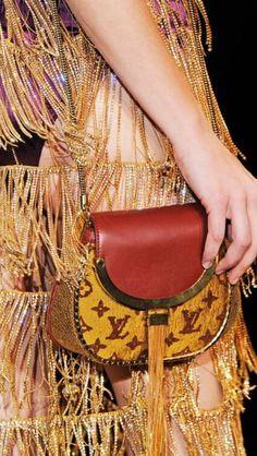 #Lovely Louis Vuitton with a luxury Bohemian twist of class - Luxurydotcom