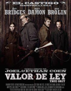 Valor de ley (2010) Escrita por Charles Portis