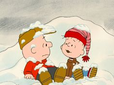 I Want a Dog for Christmas, Charlie Brown  <3 Snoopy linus