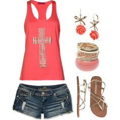 """""""Untitled #522"""" by rachel-rae812 on Polyvore"""