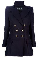 #Balmain  blazer coat #2dayslook #blazer style #blazerfashioncoat  www.2dayslook.com