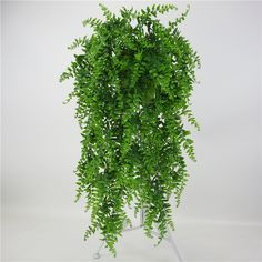 Home & Garden Artificial Decorations Artificial Vine Pine Needles Rattan Fake Plant Home Office Wall Background Decor Artificial Vines To Have A Long Historical Standing