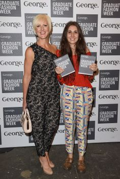 Fiona Lambery and Grace Weller