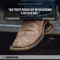 Que triste...   ____________________ #teamcorridosvip #corridosvip #corridosybanda #corridos #quotes #regionalmexicano #frasesvip #promotion #promo #corridosgram
