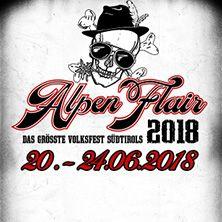 Alpen Flair Festival | 20. - 24. Juni 2018 // 20.06.2018 - 20.06.2018