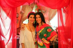 Goddess Maryam and myself sharing the bliss of GODDESS Energy <3