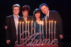 Mitzvah Candle Lighting Boards  Sweet 16 Candelabras