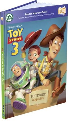 LeapFrog Tag Activity Storybook Toy Story 3: Together Again  by LeapFrog