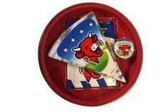 Wonderful laughing cow box set