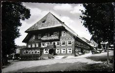 GERMANY-1950s-SAIG-Schwarzwald-Gasthof-OCHSEN-Real.jpg (1024×659)