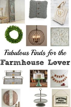 Fabulous Finds for t
