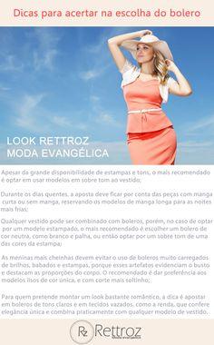 Mais dicas imperdíveis da Rettroz para você combinar o seu vestido com bolero!