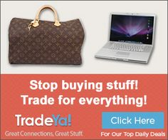 Trade Ya! Get What You Want With A Trade - Mom 'N Daughter Savings