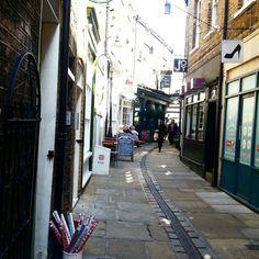 Grernwich market London