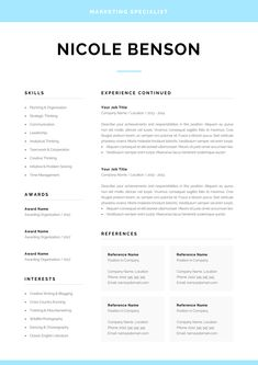 Your resume defines your career. Get the best job offer with a professional resume written by a career expert. Our resume writing service is your chance to get a dream job! Get more interviews today with our professional resume writers. One Page Resume Template, Modern Resume Template, Creative Resume Templates, Creative Cv, Cv Design, Resume Design, Best Resume, Resume Tips, Resume Review