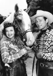 ..Roy RRogers and Dale Evans
