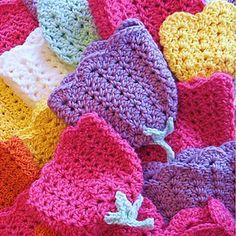 Beanie Hat For Preemie Babies Free Crochet Pattern Best