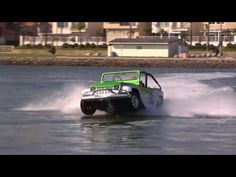 WaterCar Panther: The ultimate all-terrain vehicle?