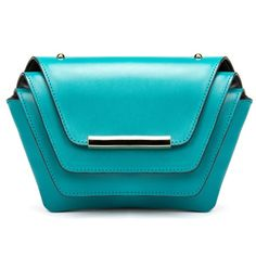 Ellia Wang Layer Clutch in Turquoise #HBD101