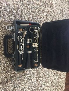 Yamaha Clarinet Nippon Gakki 20 Japan, Good Over All Condition