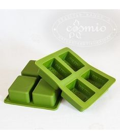 Szilikon öntőforma, olajfa Ice Cube Trays, Ice Makers