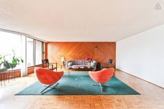 70´style cozy flat great location in Mexico City