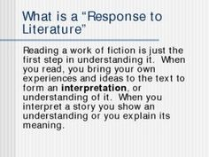 parts of essay ppt