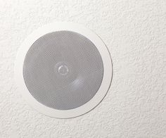 Hidden surround sound speakers, for the TV and for music! NO WIRES!