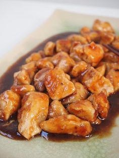 Poulet chinois : Recette de Poulet chinois - Marmiton