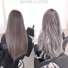 "602 Me gusta, 3 comentarios - Hair | Lashes | Brows | ++ (@mijuvansalon) en Instagram: ""Transformation everyday! By our talented team Hair: @mijuvansalon #hair #transformatation…"""