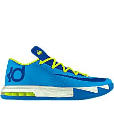 My custom-made Nike Zoom KD VI iD Men's Basketball Shoe is almost done! #MYNIKEiDS