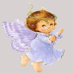 Gifs, cliparts, tubes Anges enfants