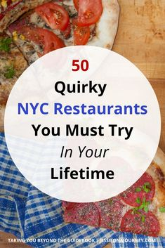 NYC Restaurants | Offbeat New York | Things To Do In New York City