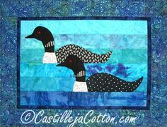 Found it at Wayfair - Patch Magic Loon Quilt | Home Decor ... : loon quilt pattern - Adamdwight.com
