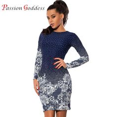It doesn't get any better than this!   http://dragonmiss.com/products/passion-goddess-long-sleeve-pencil-dress-party-dresses?utm_campaign=social_autopilot&utm_source=pin&utm_medium=pin