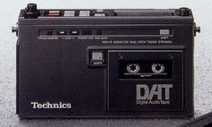 Technics SV-MD1 (around 1989) Cd Audio, Hifi Audio, Diy Amplifier, Magnetic Tape, Tape Recorder, Record Players, Cassette, High End Audio, Digital Audio