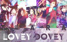 T ARA - Lovey Dovey