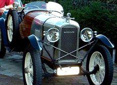 La Amilcar CS, ce véhicule ancien fut fabriqué de 1925 à 1928.