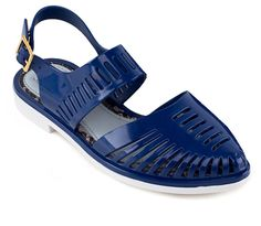 Melissa shoes - Jason Wu Magda navy
