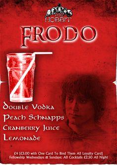 Frodo Cocktail