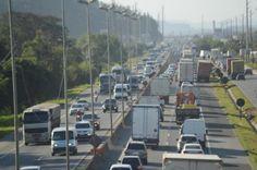 Acompanhe a situação do trânsito nas rodovias do Litoral Norte +http://brml.co/1P3MapU