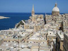 Valetta, Malta.  Gotta go there.